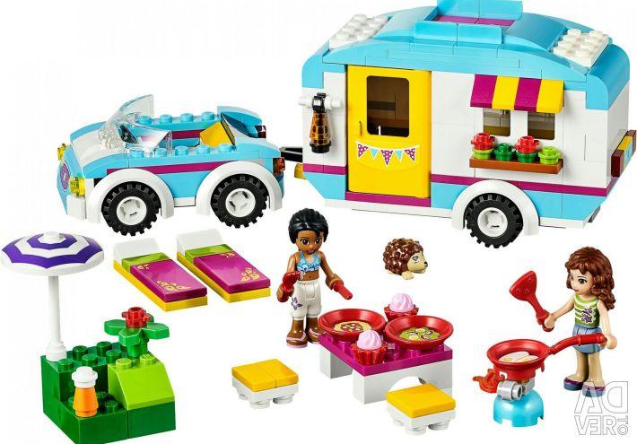 Лего френдс 41034 річний фургон