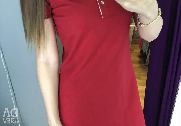 Платье Tommy Красное