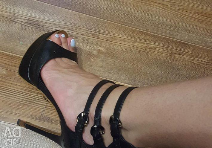 Yeni ayakkabılar!