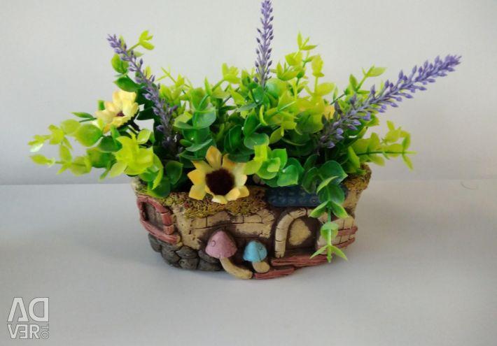Композиції з штучним квітами