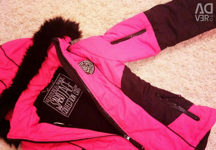 Ski jacket for girl