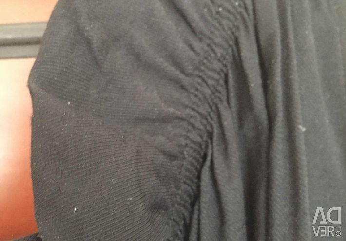 Elbise sundress yeni uzun siyah alevlendi viskon r