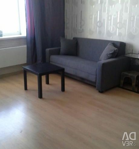 Apartment, 1 room, 32.4 m²