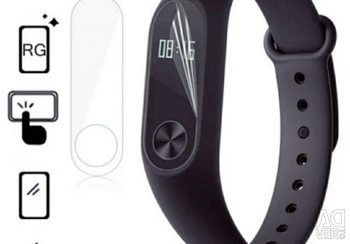 Protection for Xiaomi Mi Band 2