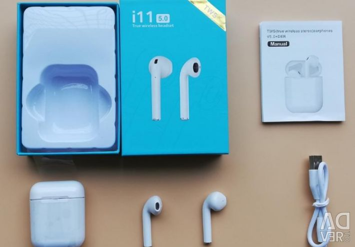 Airpods i11s Wireless Headphones 2019 New