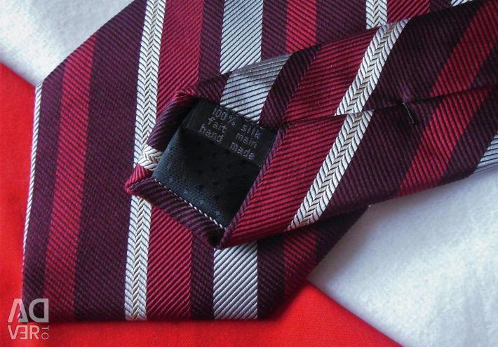 Новый галстук бренд Mario Dessuti оригинал Италия