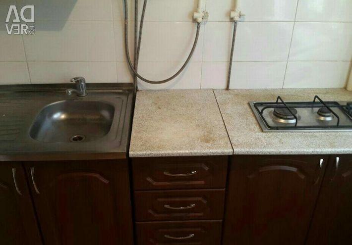 Apartment, 1 room, 21.2 m²