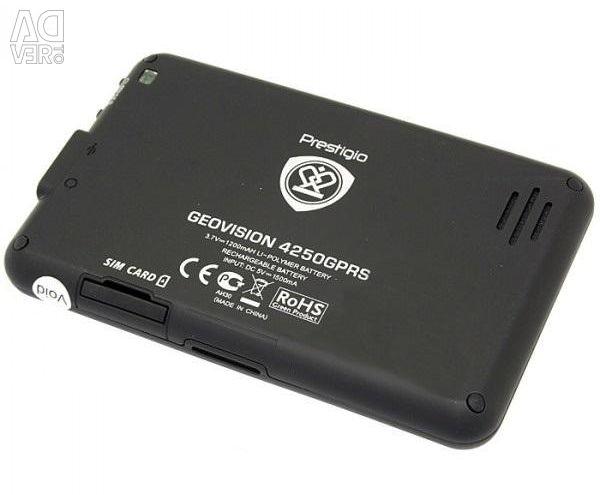 GPS navigator prestigio Geo Vision 4250gprs
