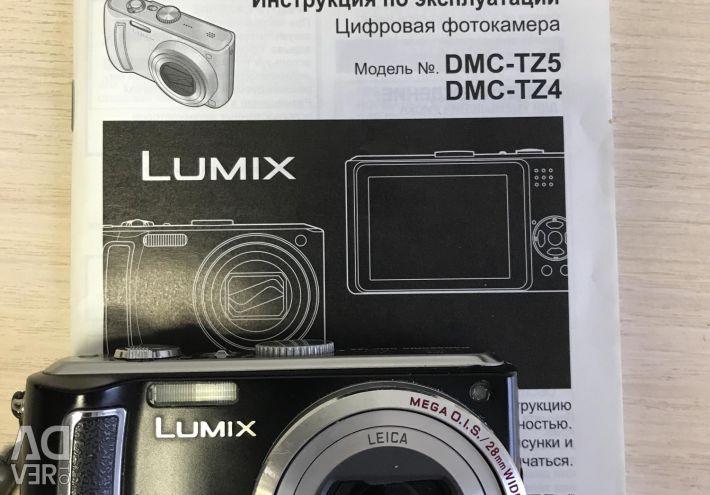 LUMIX Panasonic Camera