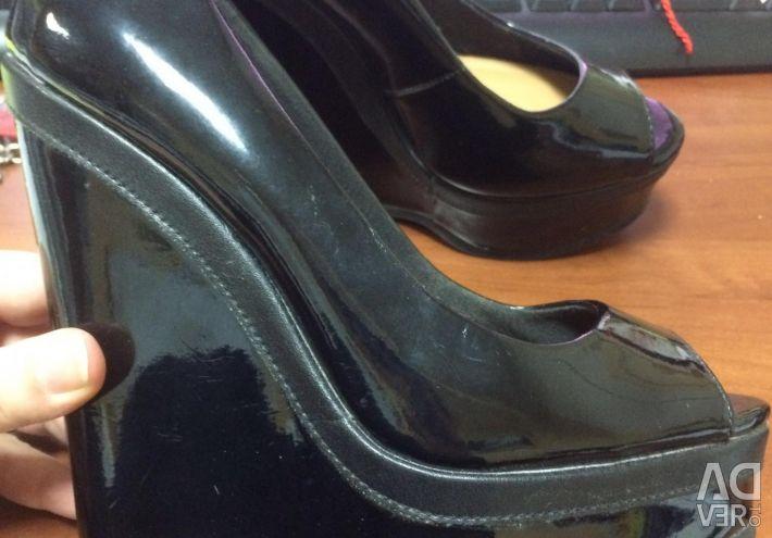 Pantofi platformă platformă