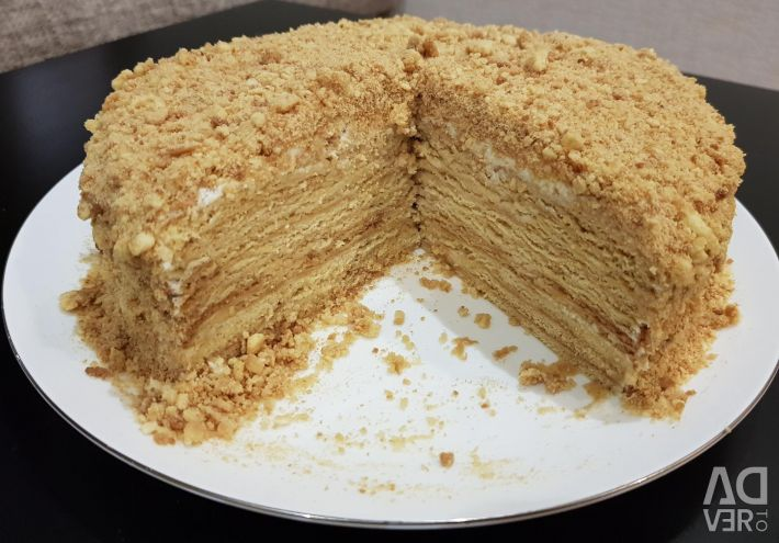 Homemade cakes to order. Cakes / Pies / Pizza