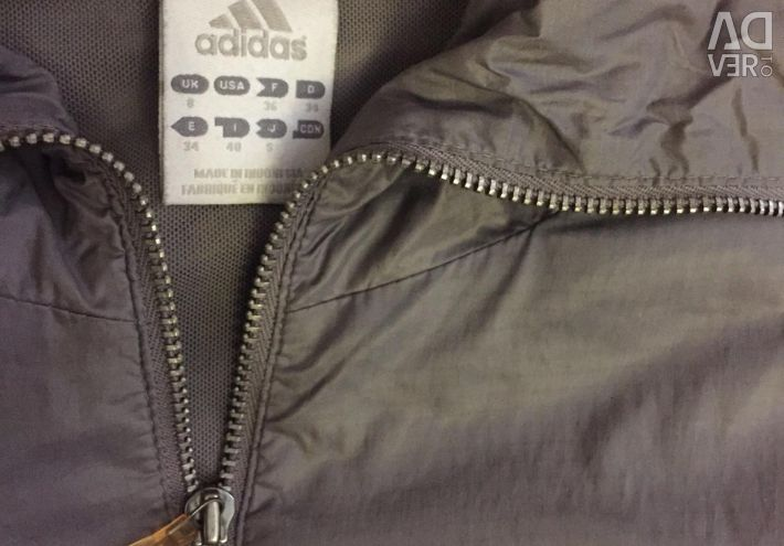 Lightweight windbreaker Adidas 34 size