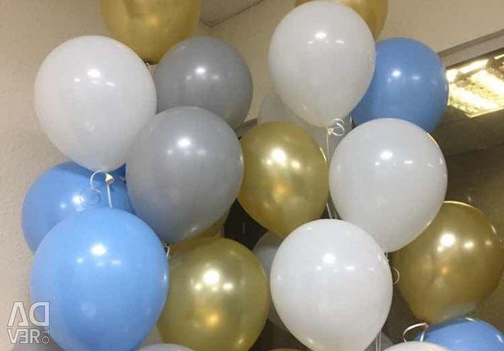 Helium balls