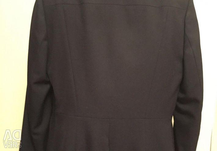 Jacket / jacket wool, Massimo Dutti (new)