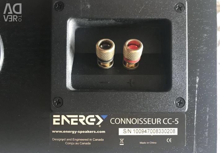 Central Channel Energy Connoisseur