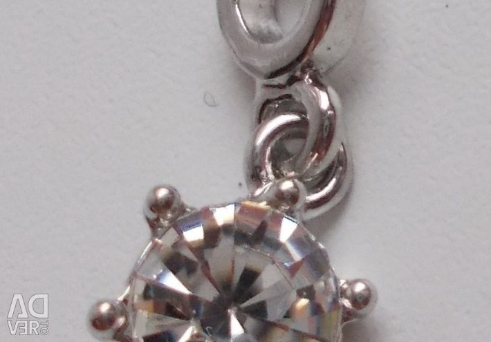Suspension silver Sunlight 78212072 with stone