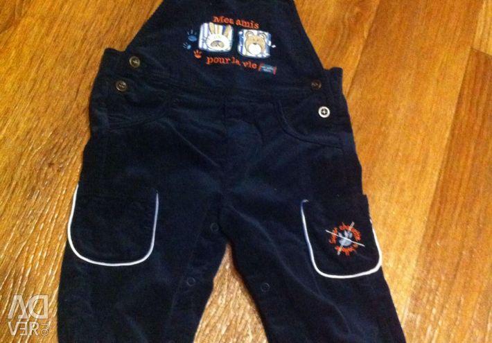 Children's overalls