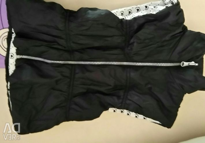 Two-sided vest