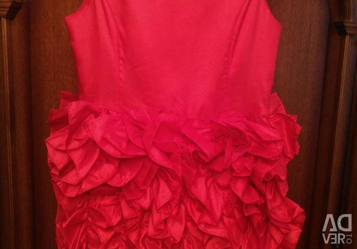 Φόρεμα για κορίτσι 146/152