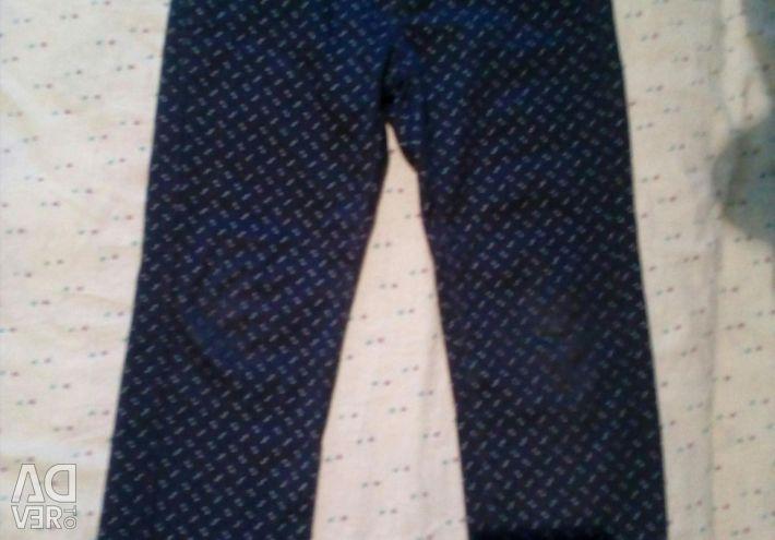 Stretch pants exchange