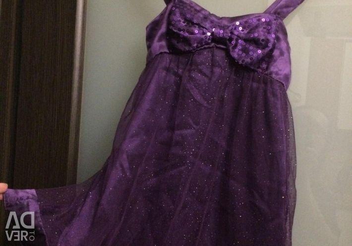 Beautiful dress lilac r.110-116