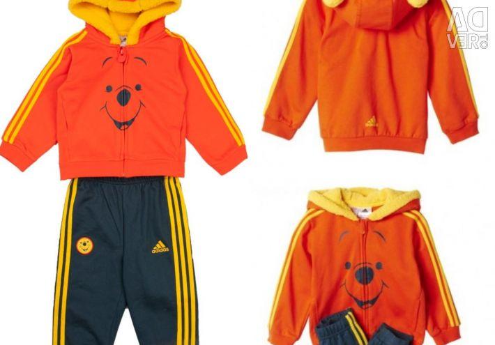 Νέες επώνυμες αθλητικές φόρμες Adidas, nike