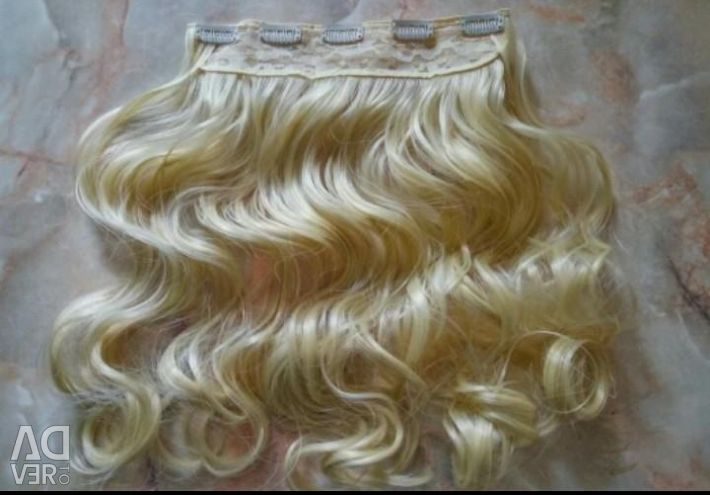 Επέκταση μαλλιών