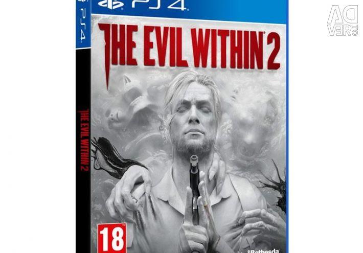 Το κακό στο 2 PS 4