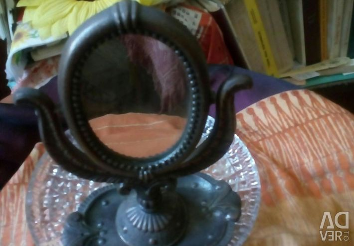 Table mirror! For women, makeup, for beauty.