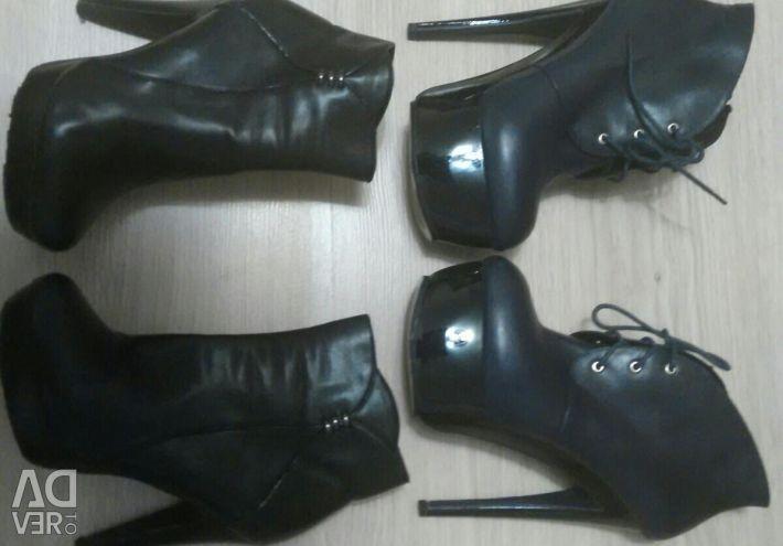 Boots Stesso, Εργαστήριο