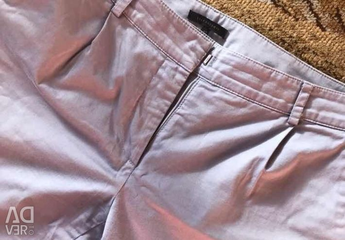 Kırpılmış yaz pantolonu (pantolon)
