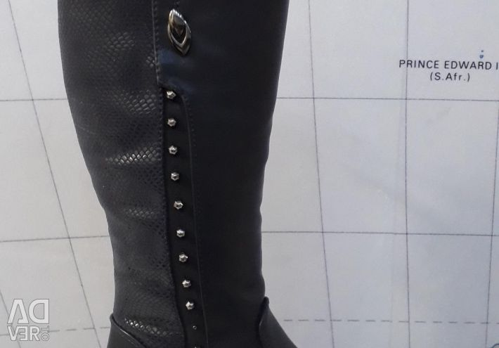 34 Winter. New boots