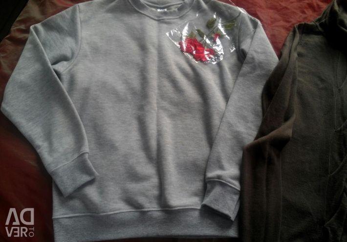 Νέο μπλούζα και πουλόβερ