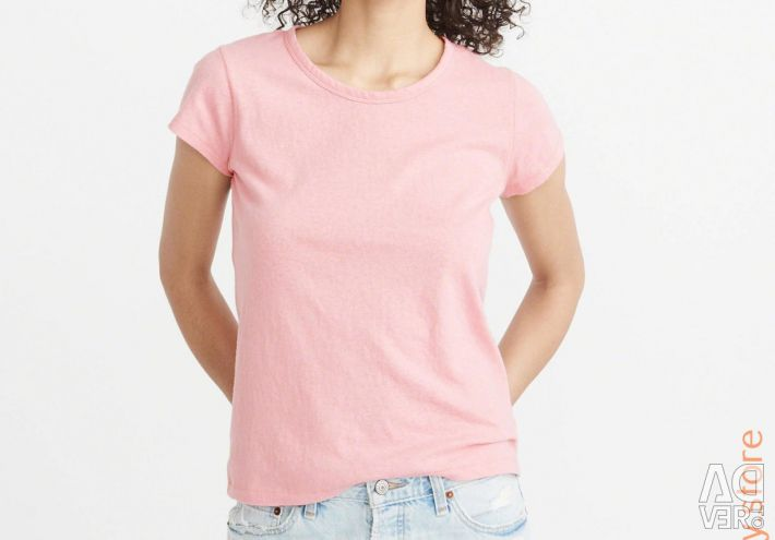 Жіноча футболка Abercrombie & Fitch