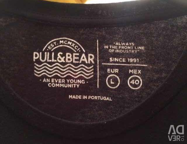 Футболка Pull&Bear в идеале