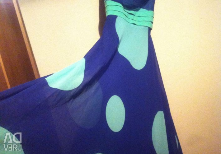 New dress with a long lining