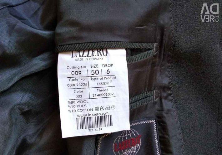 Men's suit 50p Lazzero