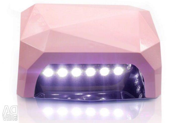 36w hybrid lamp