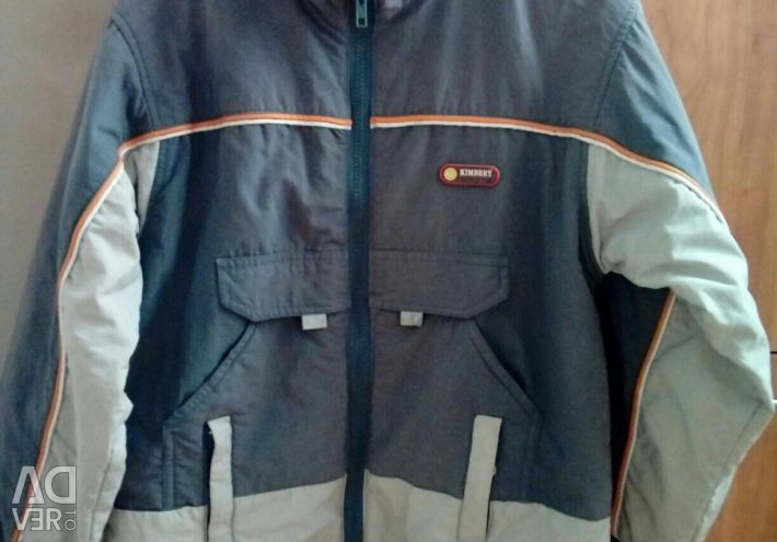 Jacket Demi-seasonal height 140
