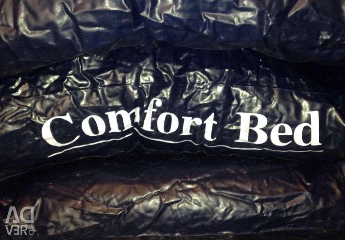Φουσκωτό κρεβάτι Πτυσσόμενο κρεβάτι άνετης κρεβατοκάμαρας