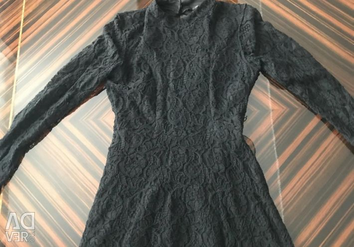 Mini dress, lace