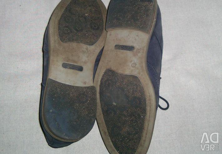 Suede παπούτσια COPALO