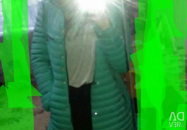 Female spring jacket