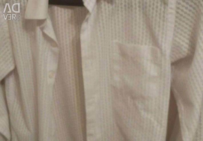 Рубашки белые для школы