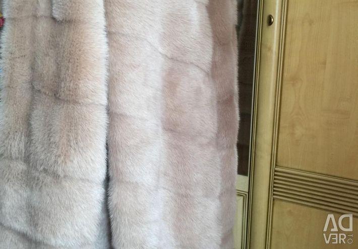 New mink coat Balon