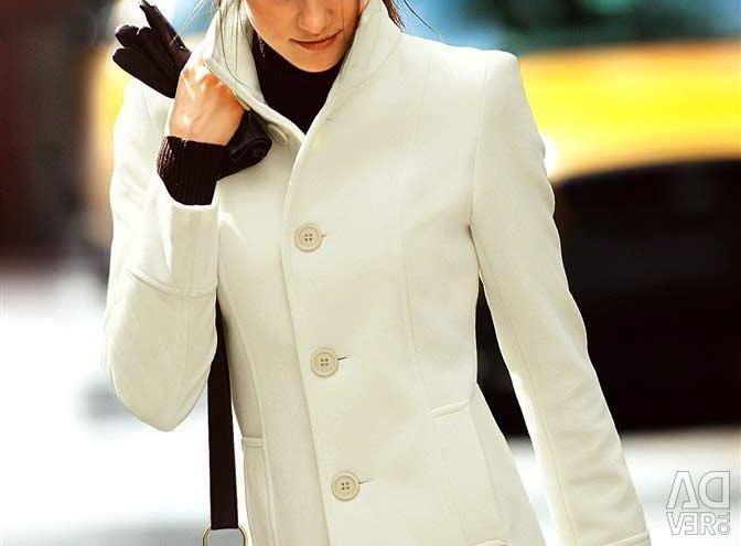 Stylish women's short coat, fashionable 2016
