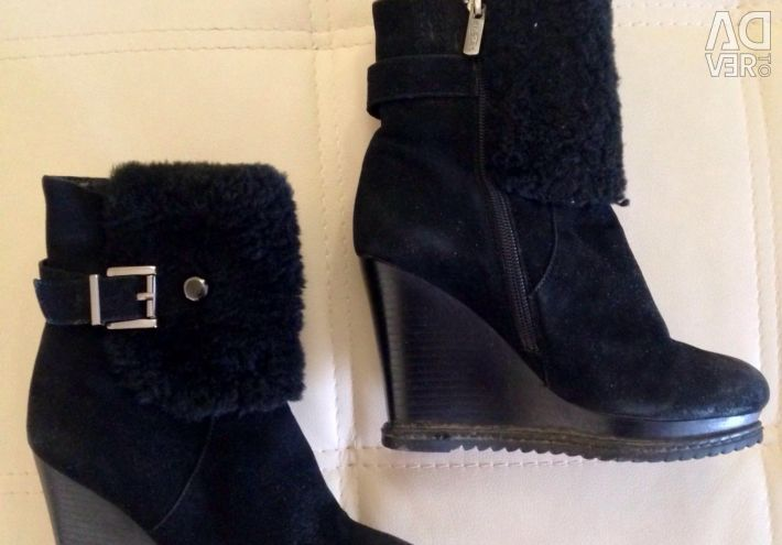 Winter boots size 35-36
