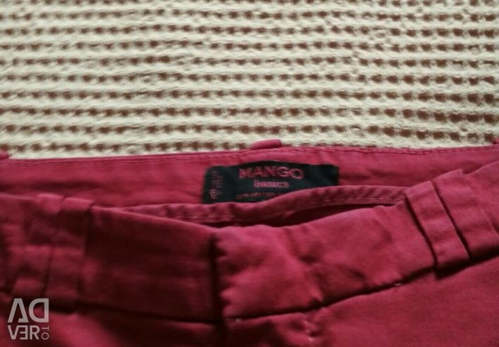 Pants new mango, p. S