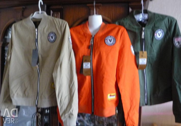 Teenage jacket - bomber jacket (windbreaker)
