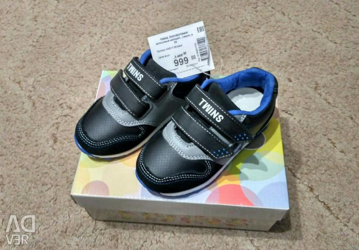 Sneakers new 24r-r (malomer)